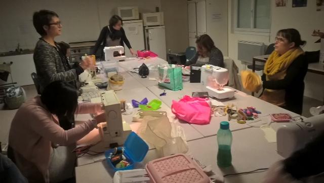 Atelier initiation